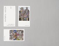 Business Card -Azuki Furuya-