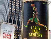 Print: Nike - Nate Robinson Billboard
