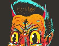El diablo en el espejo X Sr Calavera