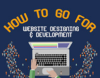 How to go for website designing & development