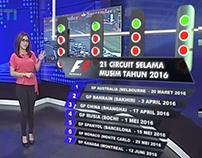 Immersive Graphics Formula 1 - Bahrain - RCTI
