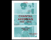 Chantal Akerman Tribute