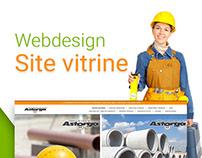 [Webdesign] - Webdesign site vitrine Astorga