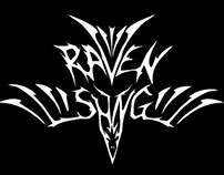 RavenSung - Sacrifice unto the Raven EP Cover Art