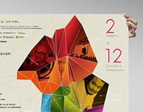 Taipei Map Concert / Poster Design