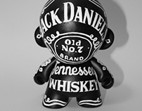 Jack Daniels and Starry Night Munny