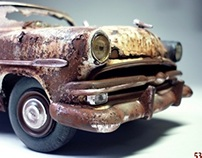Ford 53 junk 1/18