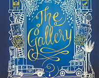 'The Gallery' book cover