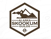 LB Alaska Skookum Guild logo