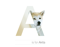 Dog Alphabet -  Dog Breeds In Alphabetical Order