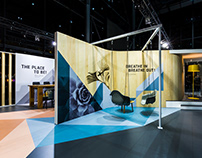 DKOM Messestand | fair design
