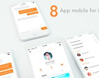 iOS App 8