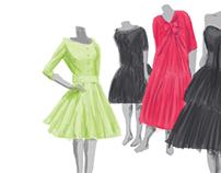 Fashion design #bcndigitalsketching