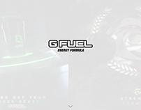 GFuel Energy Advertisements