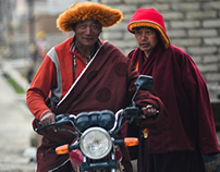 Tibetan Road Warriors