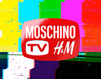 H&MOSCHINO Animation