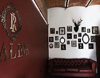 REALINK tattoo studio -[ápice-arquitectura] Puebla. MX.