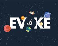 Evoke Key Visual