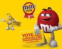Vote M&M's
