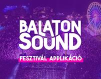 Balaton Sound applikáció