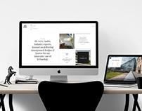 Austin - An Ajax-Powered Portfolio for Architects