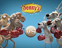 Denny's :: Reindeers Vs. Camels :: Episode 1