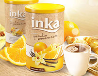 INKA Vanilla & Orange