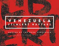 Venezuela Filmleri Haftası