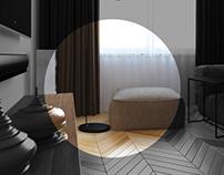 Trutenko str. small apartment