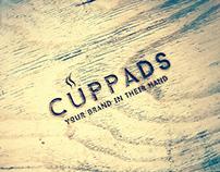CUPPADS Branding