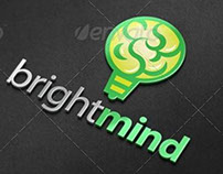 Bright Mind Logo