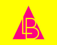 DJ Artist Lewent Bayrak Logo Design