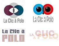 La Clic à Polo | Identité visuelle