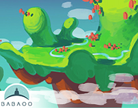 Babaoo game visual development