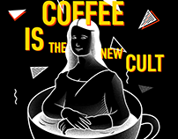 Coffee Is The NewCult