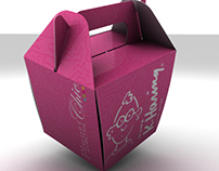Accessories Packaging Design, 2010