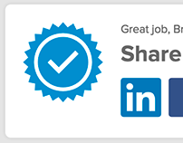 Logo Design Certificate (KULER)