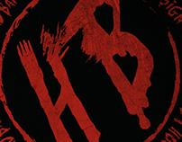 Headbanger Clothing - 2013 logo