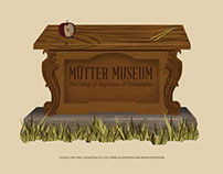 Mutter Museum Promotion
