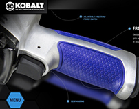 Kobalt Tools Website Redesign