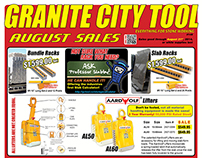 Granite City Tool August Fabrication Flyer 2014
