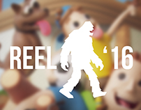 Animation Reel - 2016
