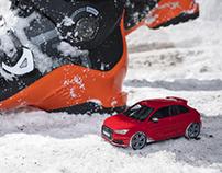 Audi The Invasion