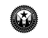 Diseñado en Puerto Rico