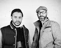 DJ Mad & Denyo - Portraits