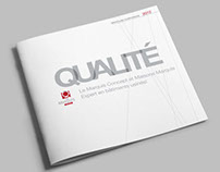 Brochures : Le Marquis Concept