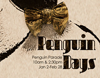 Penguin Days Poster