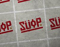 SÜOP Clothing : branding & promotional
