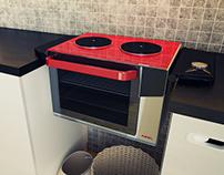 Barih Mini Oven