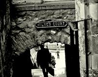 a stroll through edinburgh